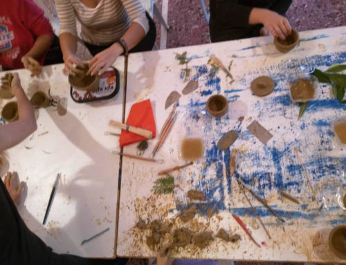Έναρξη μαθημάτων κεραμικής και ζωγραφικής