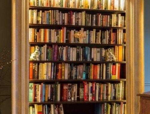 Δημιουργία δανειστικής βιβλιοθήκης στο μέγαρο